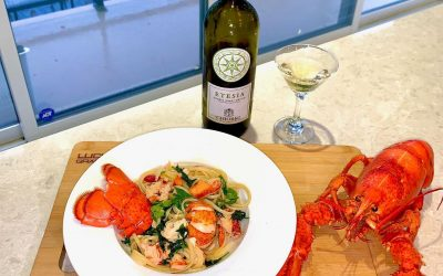 Lobster Linguine
